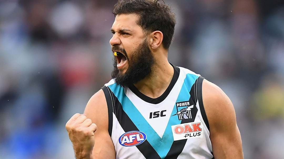 Article heading image for Paddy Ryder Officially Requests Trade To St Kilda