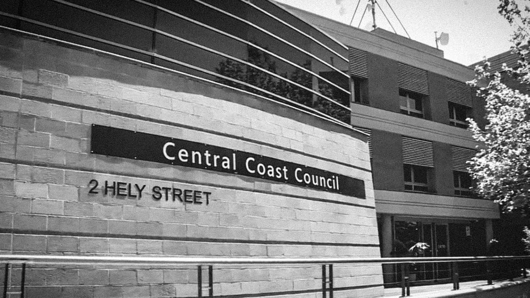 Article heading image for Central Coast Council Administrator Rik Hart Thinks No One Will Be Charged After Public Inquiry