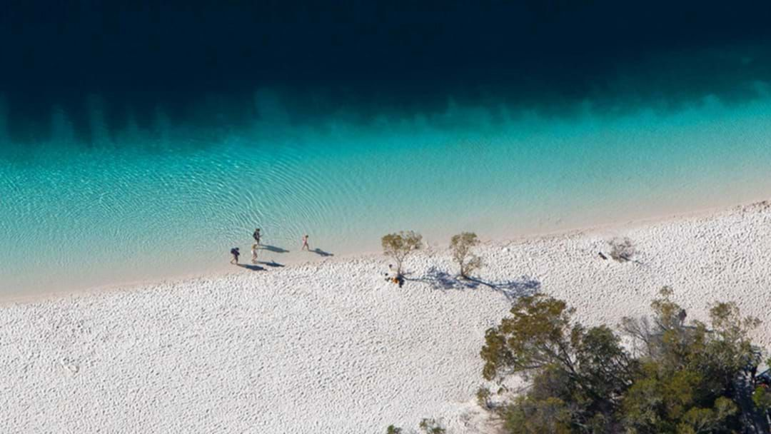Article heading image for Join In On The Fraser Island Photo Competition To Celebrate 25 Years As A World Heritage Area!
