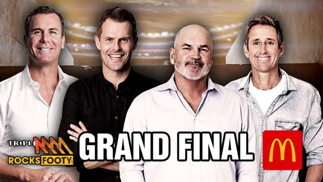 Article heading image for Triple M Footy On Air Schedule Grand Final 2021