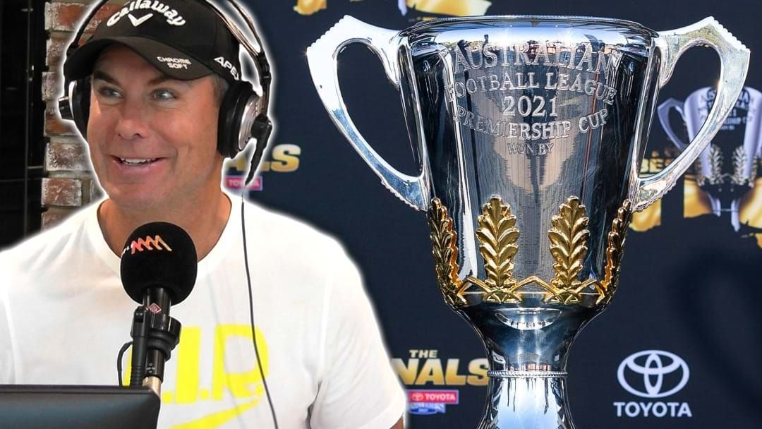 Article heading image for Wayne Carey Speaks On The Grand Final Time Slot