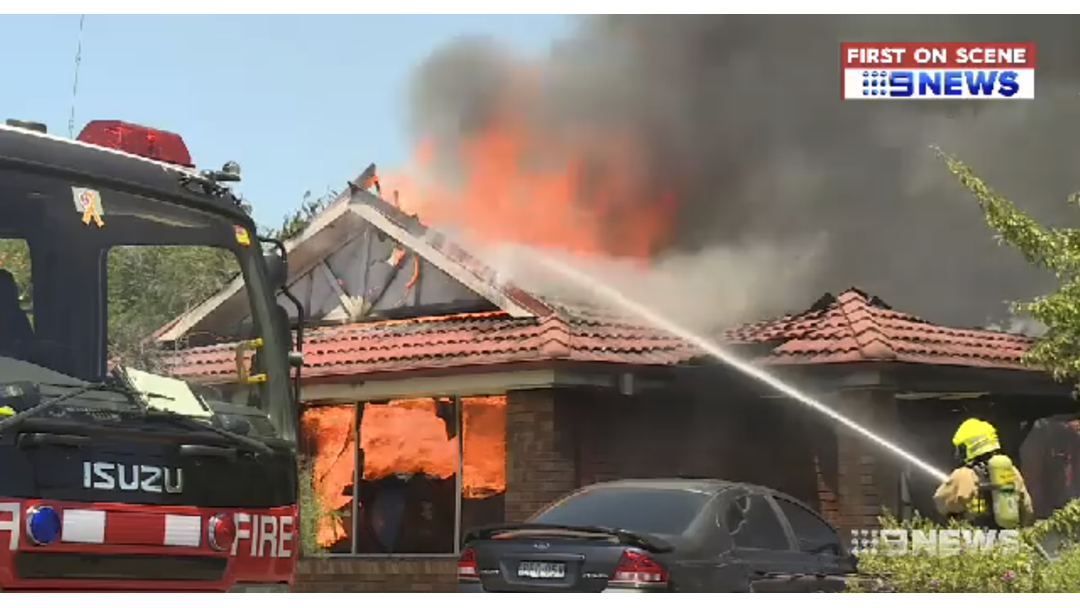 Article heading image for Thurgoona Home Destroyed by Fire