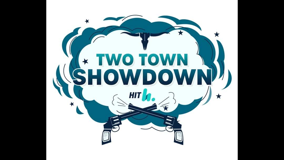 Competition heading image for Allan and Michelle's Two Town Showdown