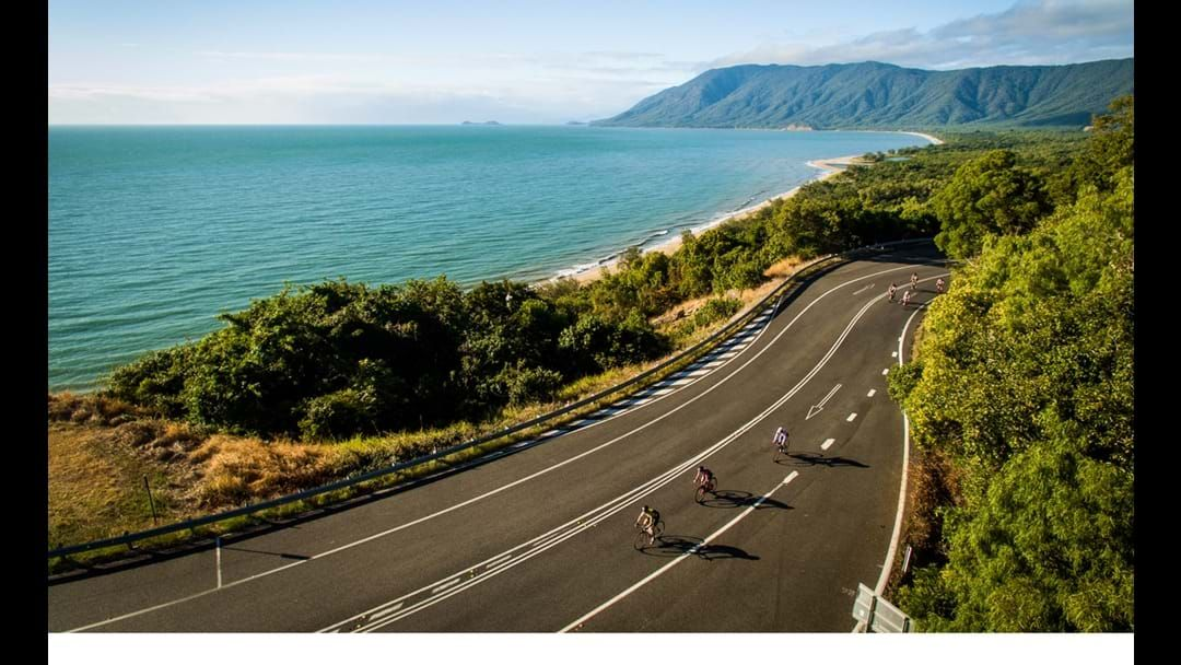 Article heading image for The Tropics are welcoming athletes for IRONMAN this weekend.