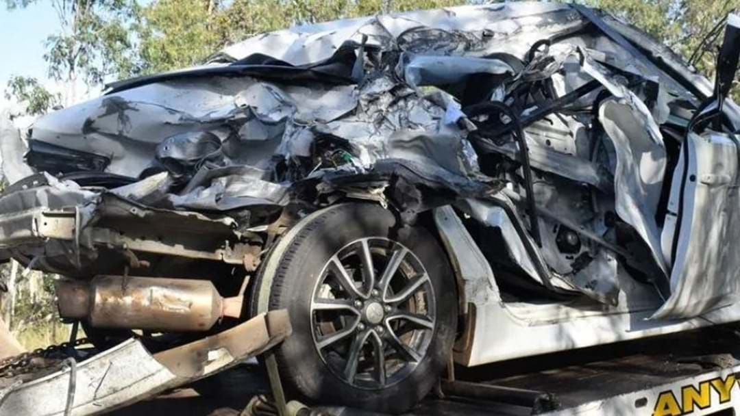 Article heading image for Townsville Man Involved In Tuesday Night's Horror Crash To Remain Behind Bars