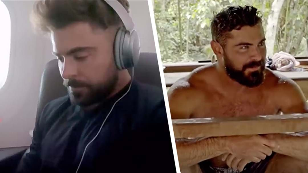 Article heading image for Zac Efron Has A New Travel Show So We Can Finally Figure Out Where On Earth He Is Hiding