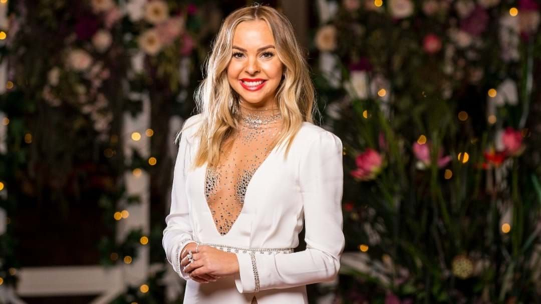 Article heading image for The Bachelorette's Angie Kent Addresses Rumoured Feud With MAFS' Jessika Power