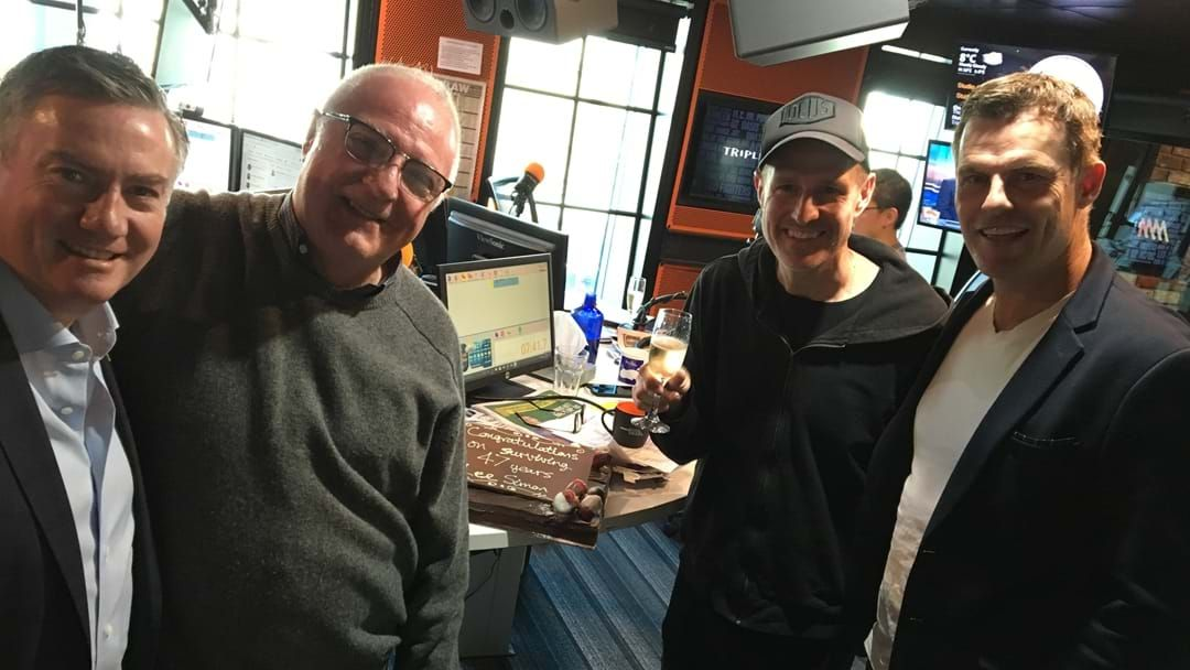 Article heading image for Triple M Legend Lee Simon Announces Retirement After 47 Years In Radio