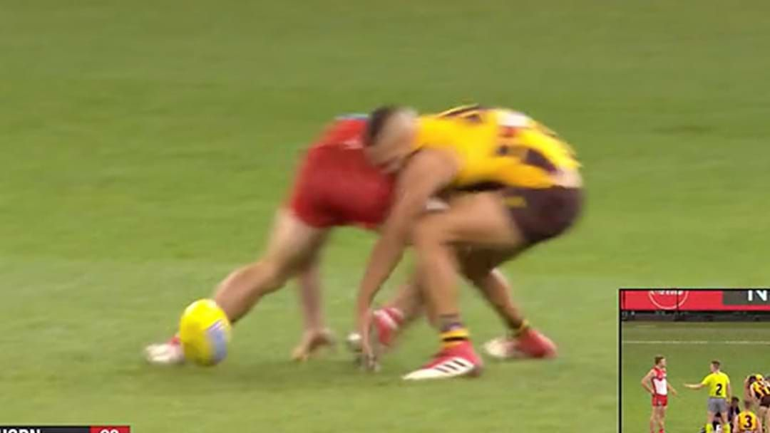 Article heading image for Luke Parker Cleared For Bump On Jarman Impey