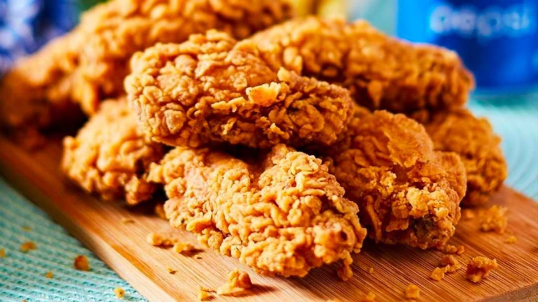 Article heading image for KFC Is Giving Away A Year's Supply Of Free Chicken