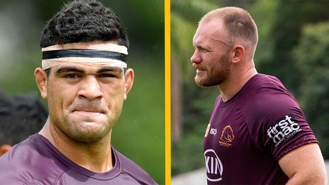 Article heading image for Seibold Reveals Dates for Return of Strike Weapons