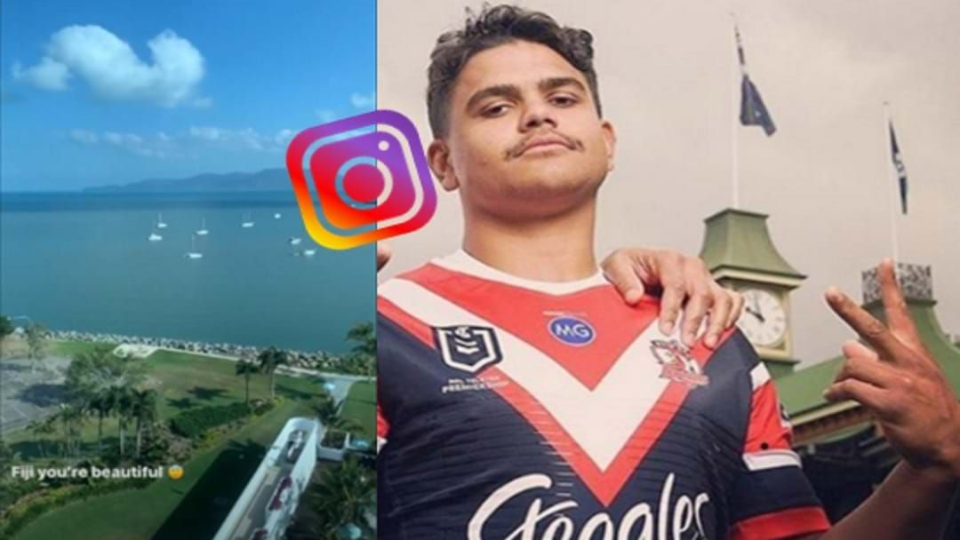 Article heading image for Latrell Mitchell Is Waking Up In Townsville Today, This Is What We Know So Far