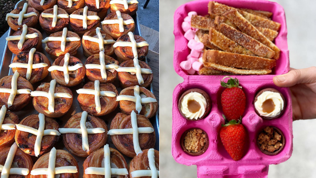 Article heading image for The 8 Most Drool-Worthy Eats To Devour This Easter!