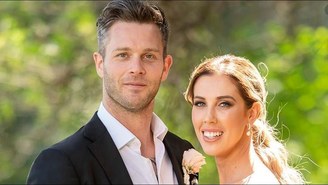 Article heading image for MAFS Bec and Jake