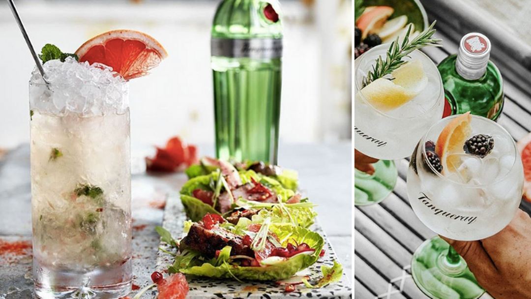 Article heading image for Tanqueray Is Taking Over The Garden Bar This Weekend!