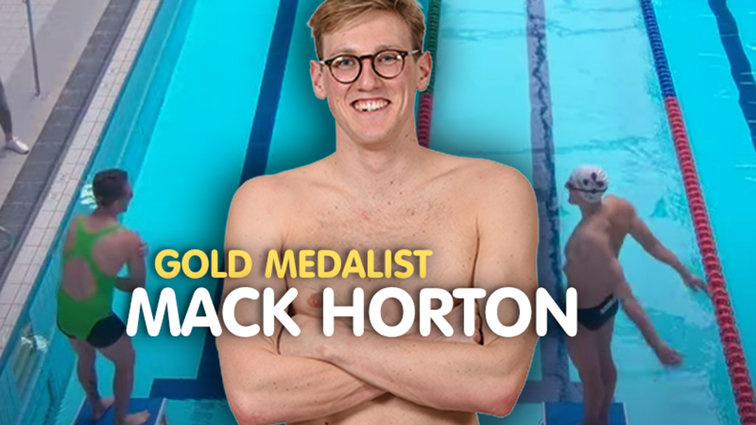 Article heading image for Gold Medalist Mack Horton Opens Up About The Postponement of Tokyo 2020