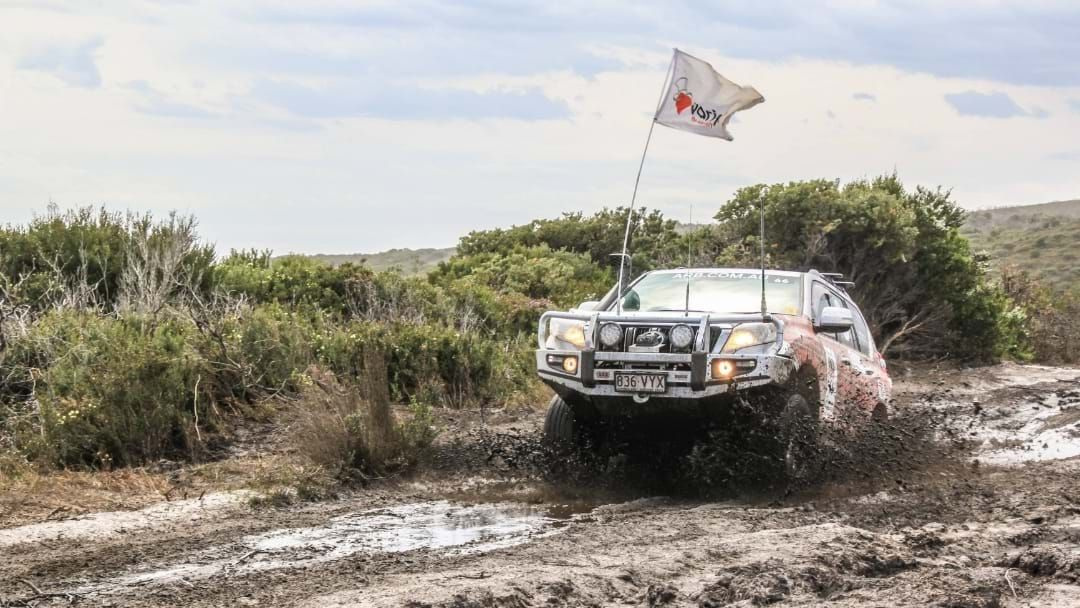 Article heading image for Be Sure To Check Out The Ultimate 4WD Adventure All In The Name Of Charity!