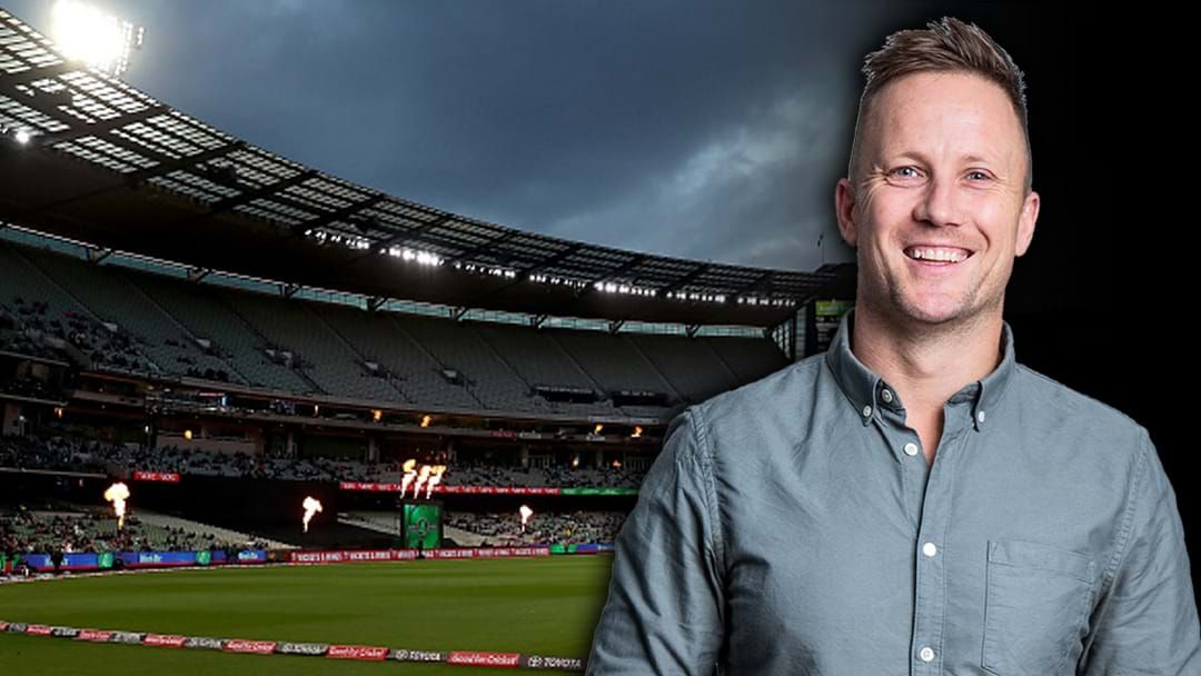 Article heading image for Howie Reveals Browny's Secret Email To Triple M Cricket