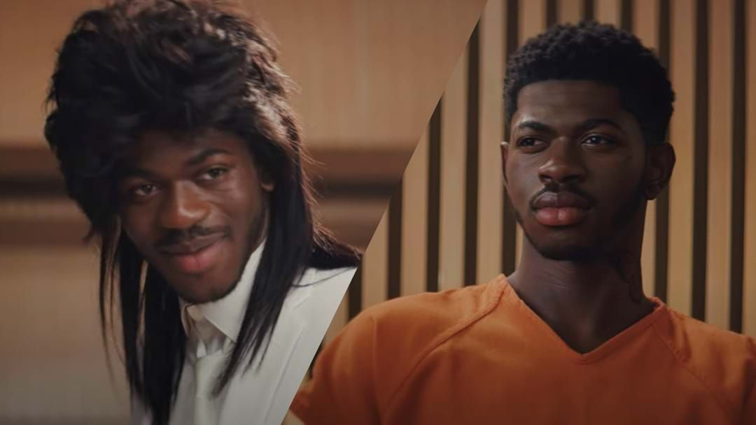 Article heading image for Here's Your First Listen At Lil Nas X's New Song Produced By Kanye West