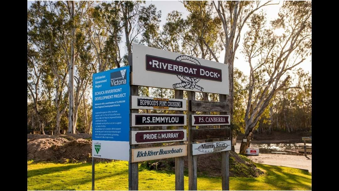 Article heading image for The Next Step For Echuca's Riverfront Project Is Underway!