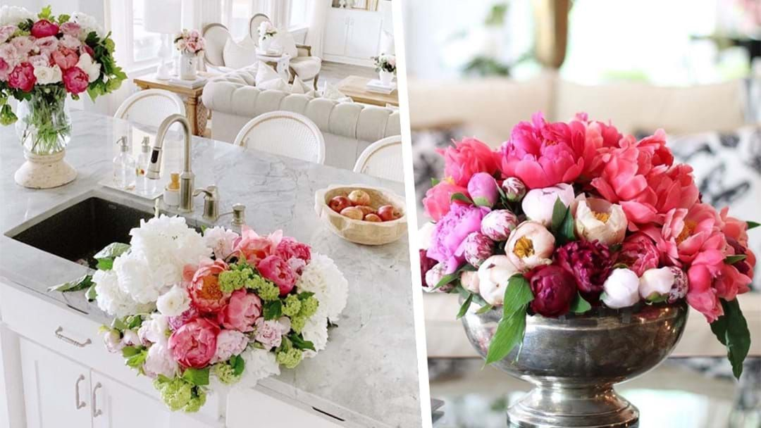 Article heading image for Having Fresh Flowers & Plants At Home Can Reduce Anxiety & Pain Levels