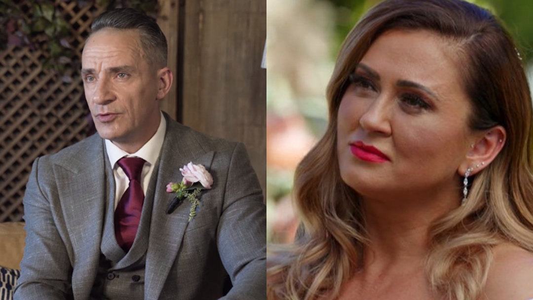 Article heading image for MAFS Groom Steve Defends Saying He Wants A Mid-Twenties Woman On A Previous Dating Show!