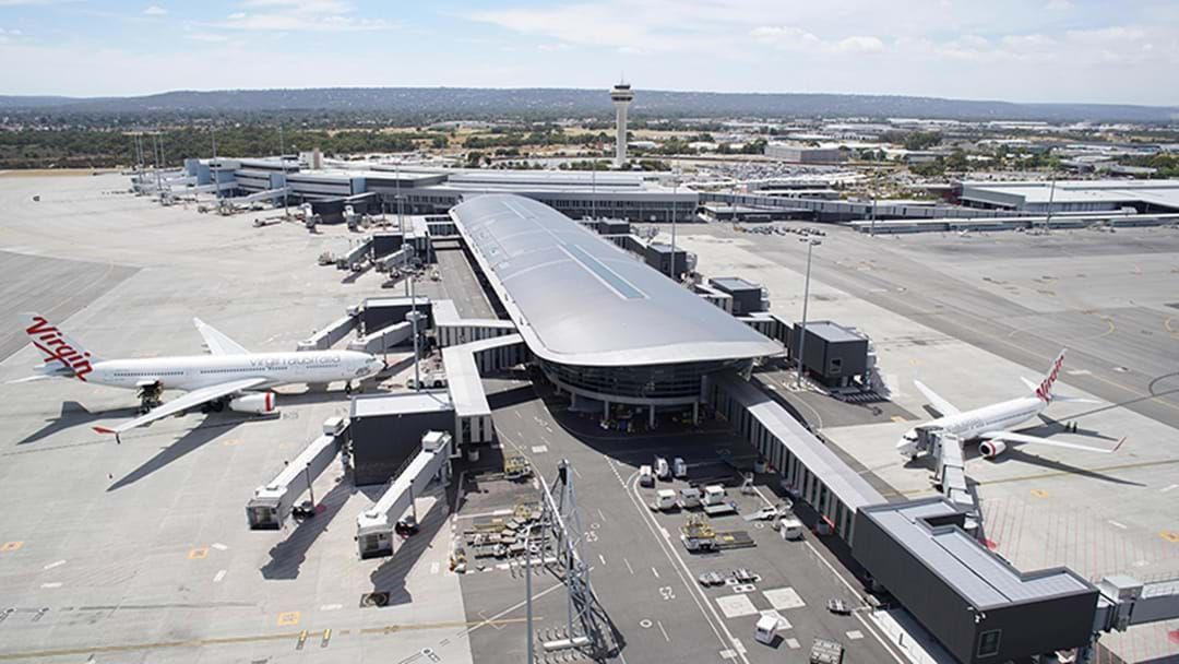 Article heading image for Perth Airport Tackles Passenger Confusion With $100K Advertising Plan