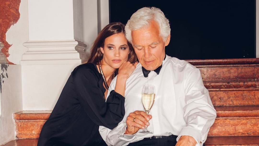 Article heading image for What's Your Relationship Age Gap? Can You Beat 20 Years?