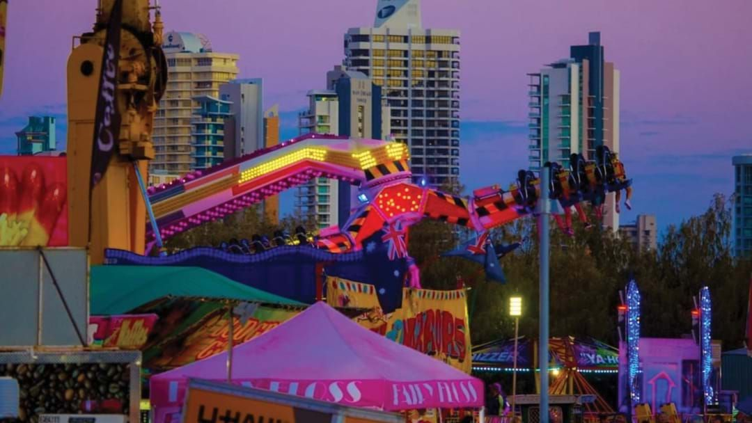 Article heading image for New Christmas Date Announced For 2020 Gold Coast Show
