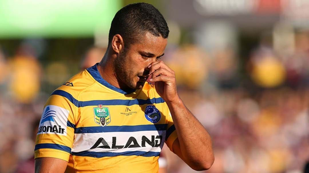 Article heading image for No Hayne Drama At The Eels According To The Club's CEO