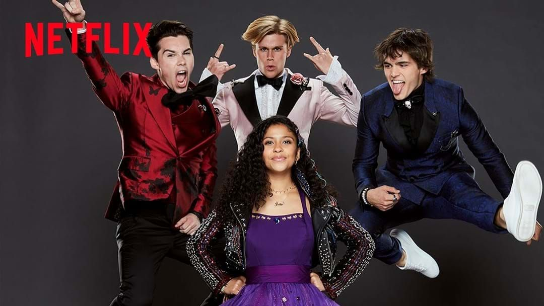 Article heading image for If You Loved Highschool Musical, You're Going To Love Julie And The Phantoms
