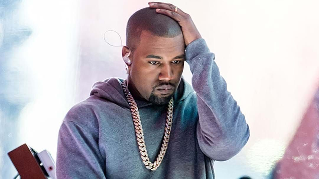 Article heading image for Hughesy Shares A Special Message To Kanye About His New Music