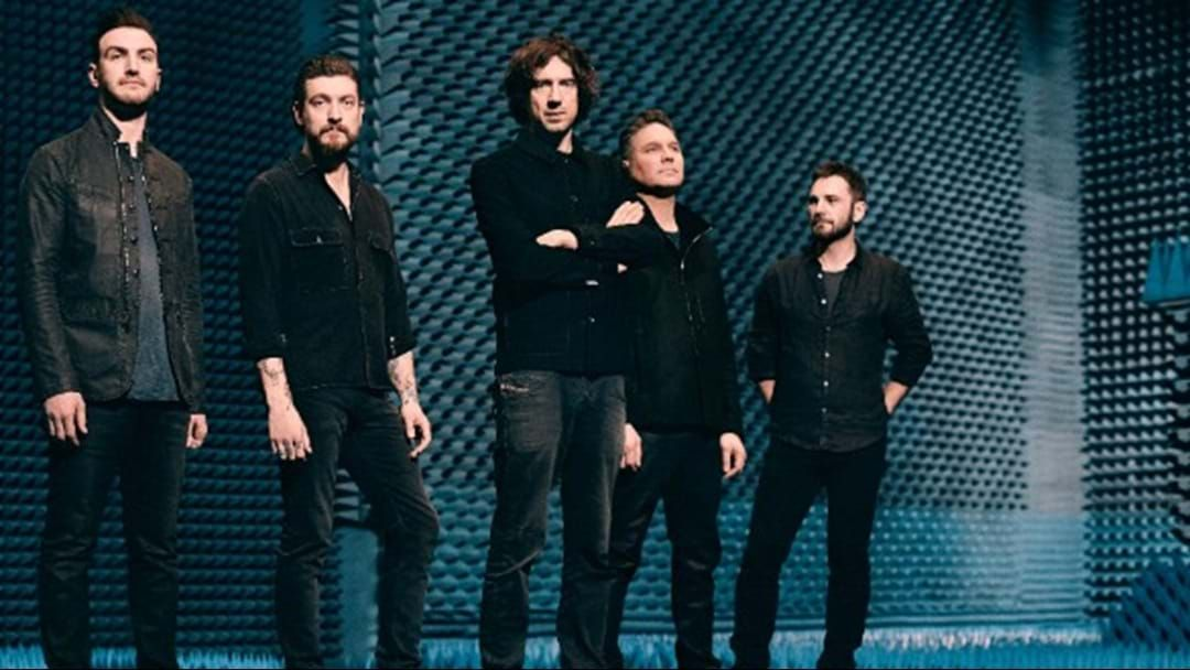Article heading image for Snow Patrol's Gary Lightbody Ahead Of Their Brief Aussie Tour