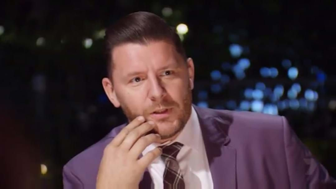 Article heading image for WHOOPS | Paddy & Rob's Interview With Manu Feildel Got Off To A Very Awkward Start