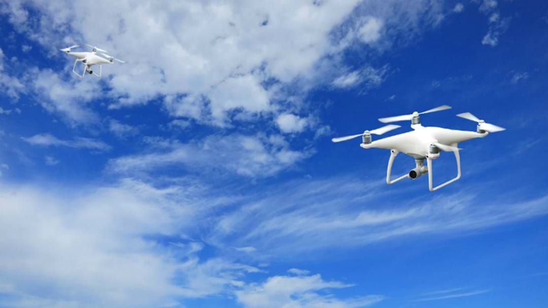 Article heading image for Drones Caught Flying Too Close To Newcastle Airport