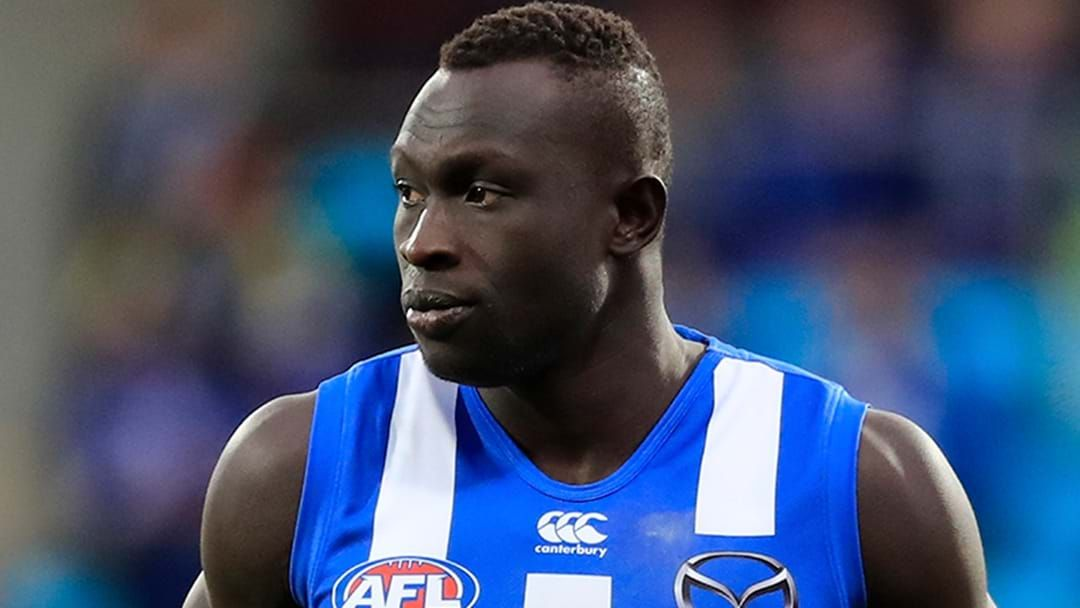 Article heading image for Majak Daw Returns To Arden Street