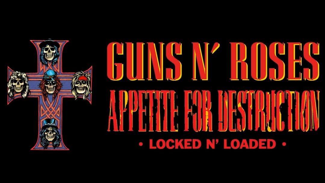 Guns and roses appetite for destruction album download