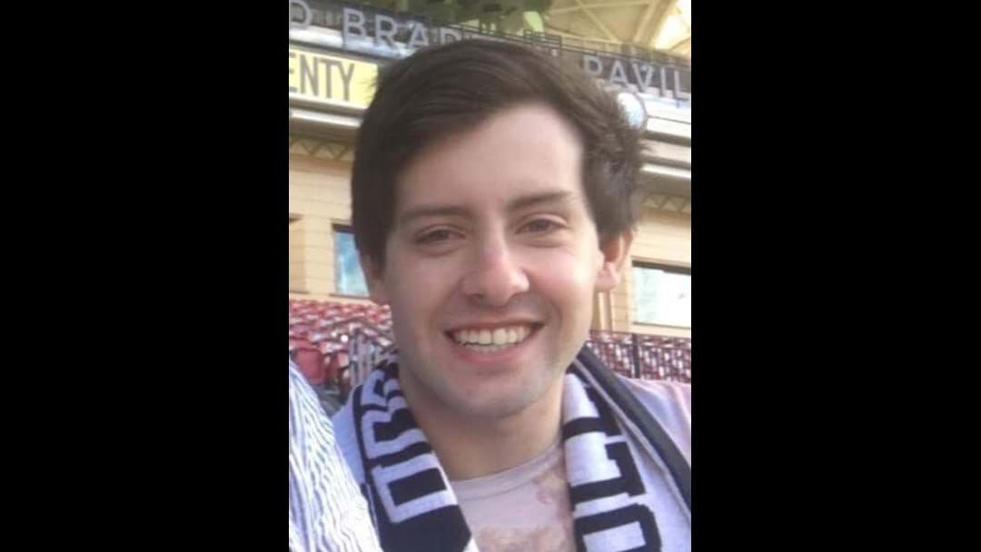 Article heading image for Missing person James Waugh