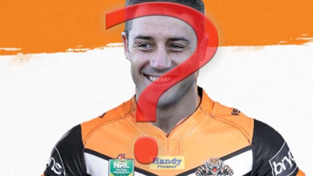 Article heading image for Tigers Football Manager Makes Bold Statement About Cooper Cronk