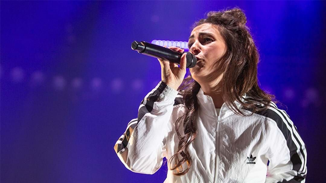 Article heading image for Amy Shark Is Heading To The Border!