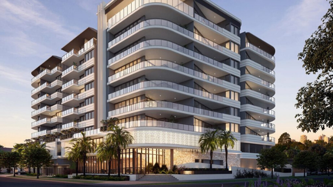 Article heading image for Luxury Art Deco Tower Inspired By Miami, FL Hits The Gold Coast!