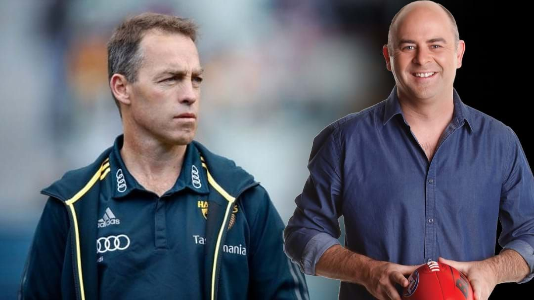 Article heading image for Reidy's Mail On Clarko Being Knocked Back For U.S Course