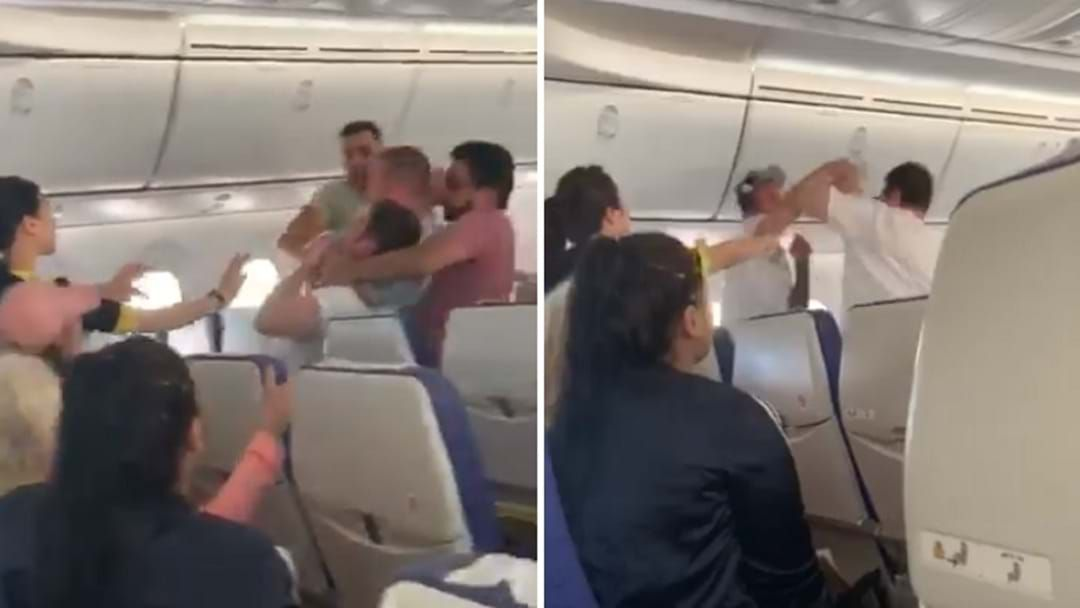 Article heading image for Flying Fist Fight Causes Chaos On Gold Coast Flight