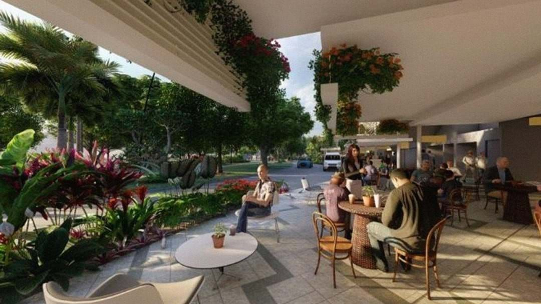 Article heading image for Cairns' Esplanade Dining Precinct Opens Just In Time For State Of Origin