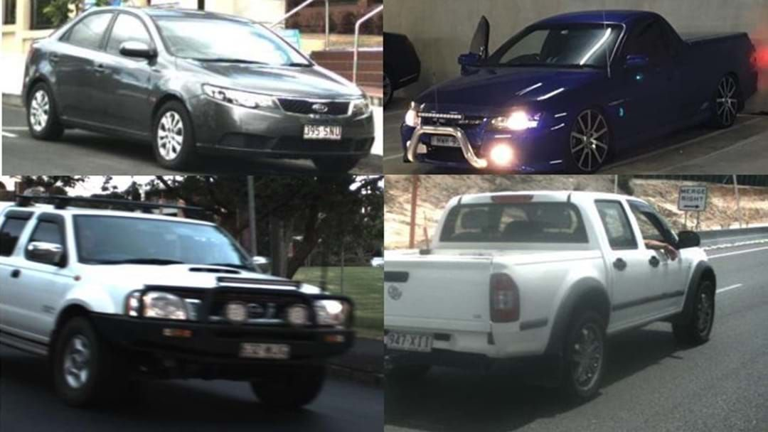 Article heading image for Police Are Asking the Public to Lookout For these Four Stolen Vehicles