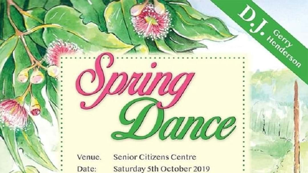 Article heading image for Spring has SPRUNG at the Esperance SPRING DANCE!