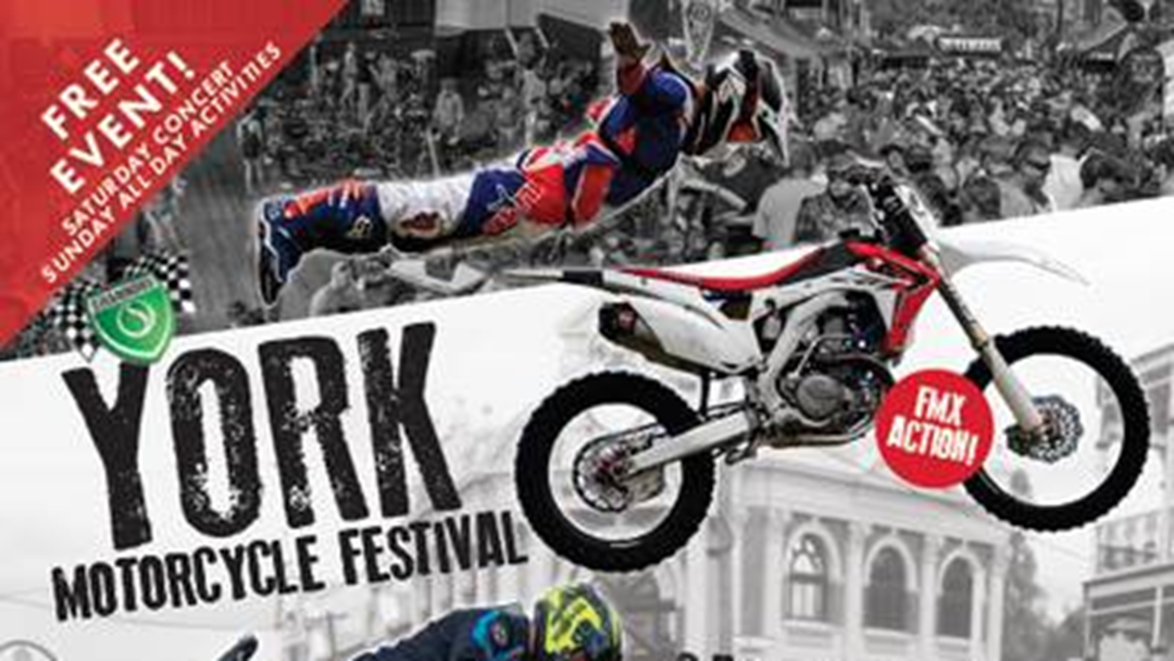 Article heading image for York Motorcycle Festival