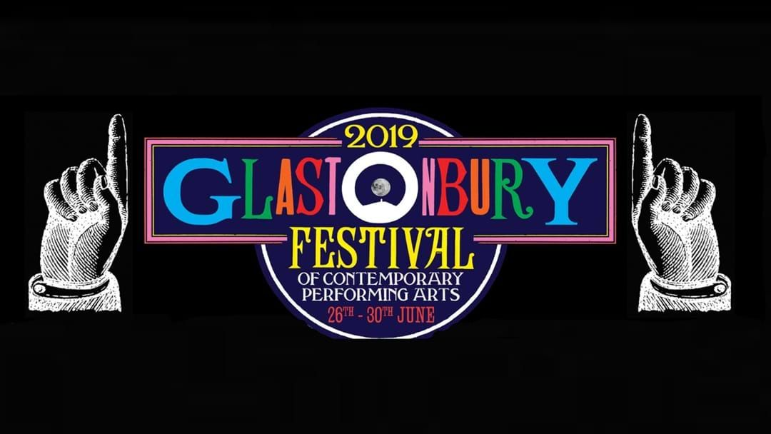 Article heading image for You're Gonna Be 'Spinning Around' With The Glastonbury Line Up
