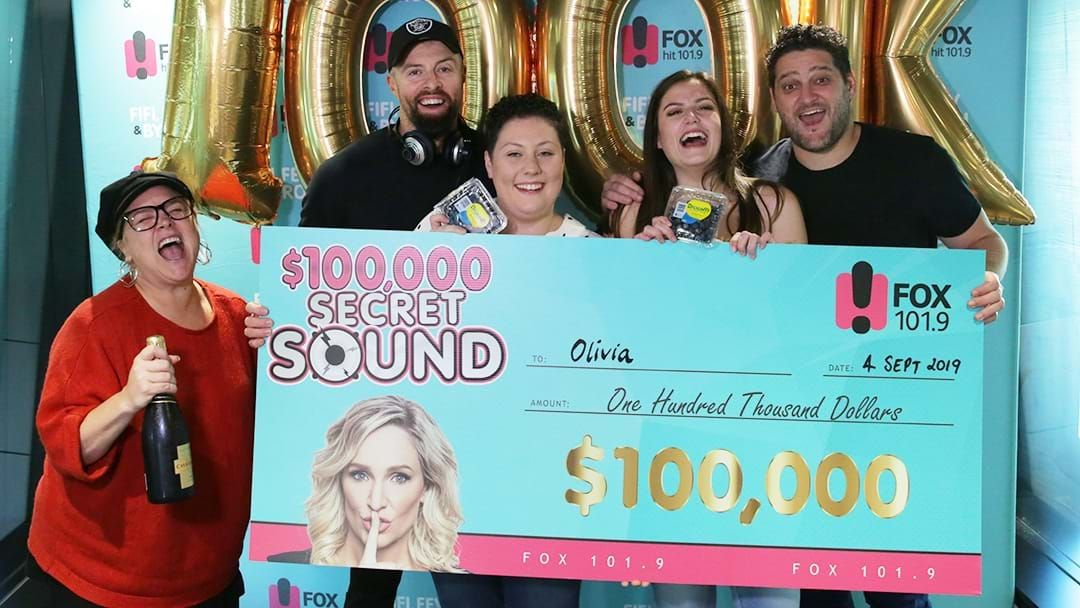 Article heading image for The Fox's $100,000 Secret Sound Has Been Revealed