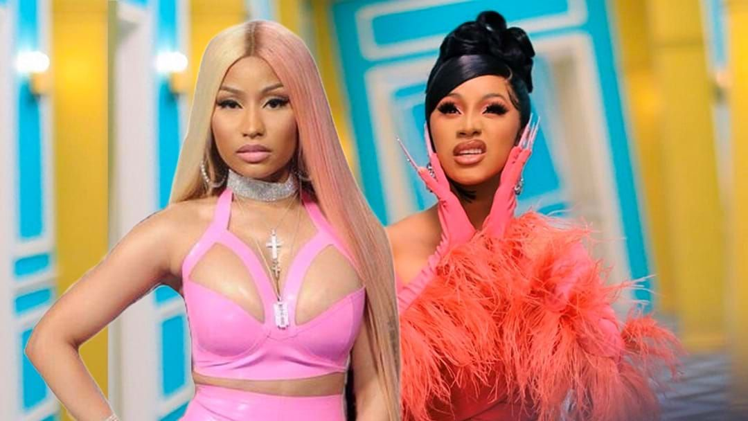 Article heading image for Fans Think Cardi B Just Hinted She's Dropping A Collab With Nicki Minaj